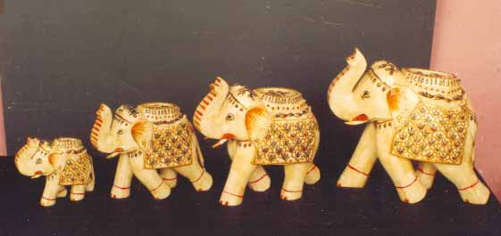 Bone Horn Decorative Handicrafts, Bone and Horn Crafts, Rajasthan Bone Horn Handicrafts, Indian Bone Handicrafts
