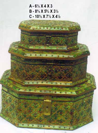 Bone Horn Jewelry Box, Bone and Horn Crafts, Rajasthan Bone Horn Handicrafts, Indian Bone Handicrafts