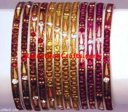 Lac Jewelry, Jewellery Bangles Set
