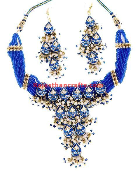 Lac Jewelry, Jewellery Chick Necklace Set