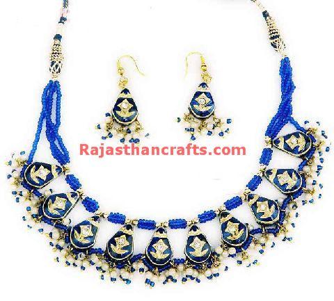 Lac Jewelry, Jewellery Round Necklace Set
