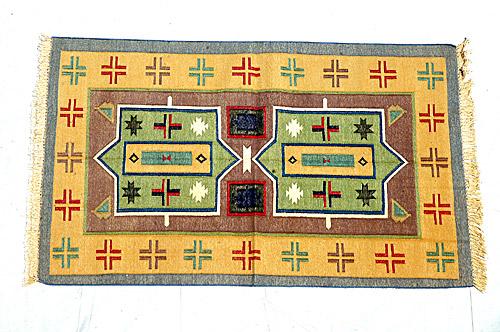 Rajasthan Carpets, Durries, Rugs, Rajasthan Cotton By Cotton Durries / Carpets / Rugs, Rajasthan Textiles