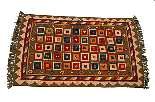 Rajasthan Carpets, Durries, Rugs, Rajasthan Wool by Jute Durries / Carpets / Rugs, Rajasthan Textiles