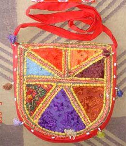 Fashion Handbags, Rajasthan Fashion Handbags, Rajasthan Textile Crafts, Indian Home Furnishings