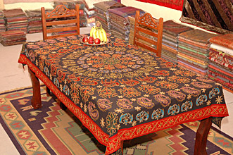 Rajasthan Table Covers, Rajasthan Textiles