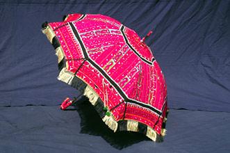 Rajasthan Umbrella, Rajasthan Textiles