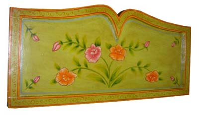 Bed Sides Made From Wood, Rajasthan Handicrafts, Indian Furniture