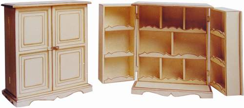 Cabinet Made From Wood, Rajasthan Handicrafts, Indian Furniture
