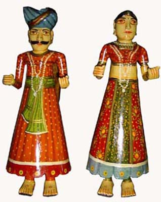 Decorative Item Made From Wood, Rajasthan Handicrafts, Indian Furniture