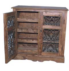 Wine Racks Made From Wood, Rajasthan Handicrafts, Indian Furniture